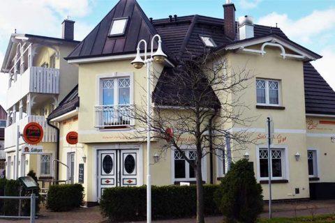 Wohn- und Geschäftshaus in Zingst